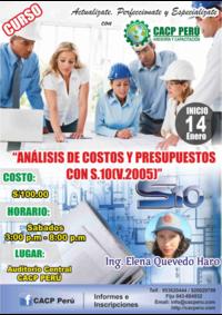 Brochure s10 v2005 analisis de costos y presupuestos con s10 v2005.pdf