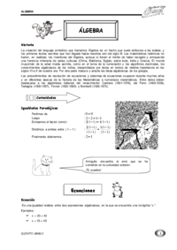 Algebra  5.doc