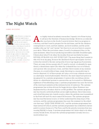 The night watch  james mickens on systems programming   pdf