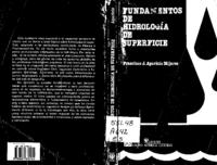 Fundamentos de hidrologia de superficie   aparicio.pdf